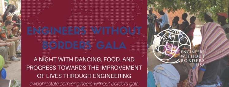 EWB Ohio State Welcomes you to the Engineers without Borders Gala